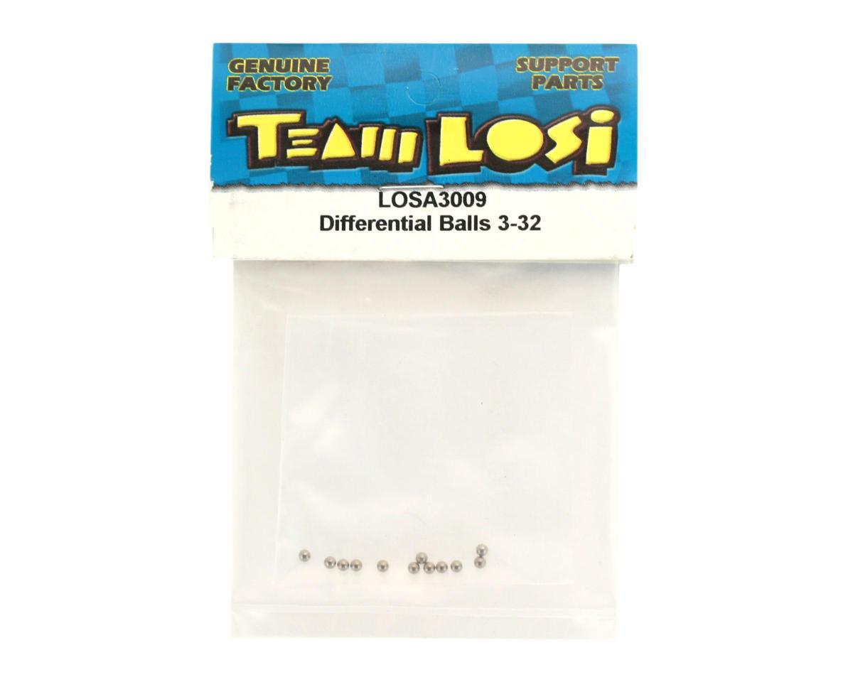 Losi Differential Balls 3-32