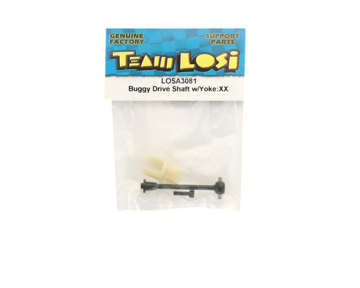 Losi Buggy Driveshaft With Yoke (XX)