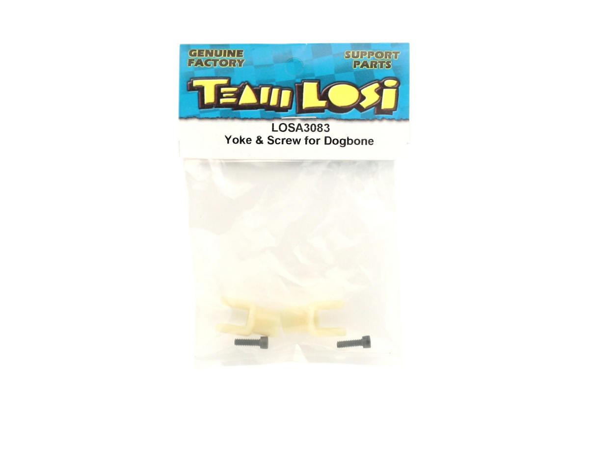 Losi Yoke & Screw for Dogbone