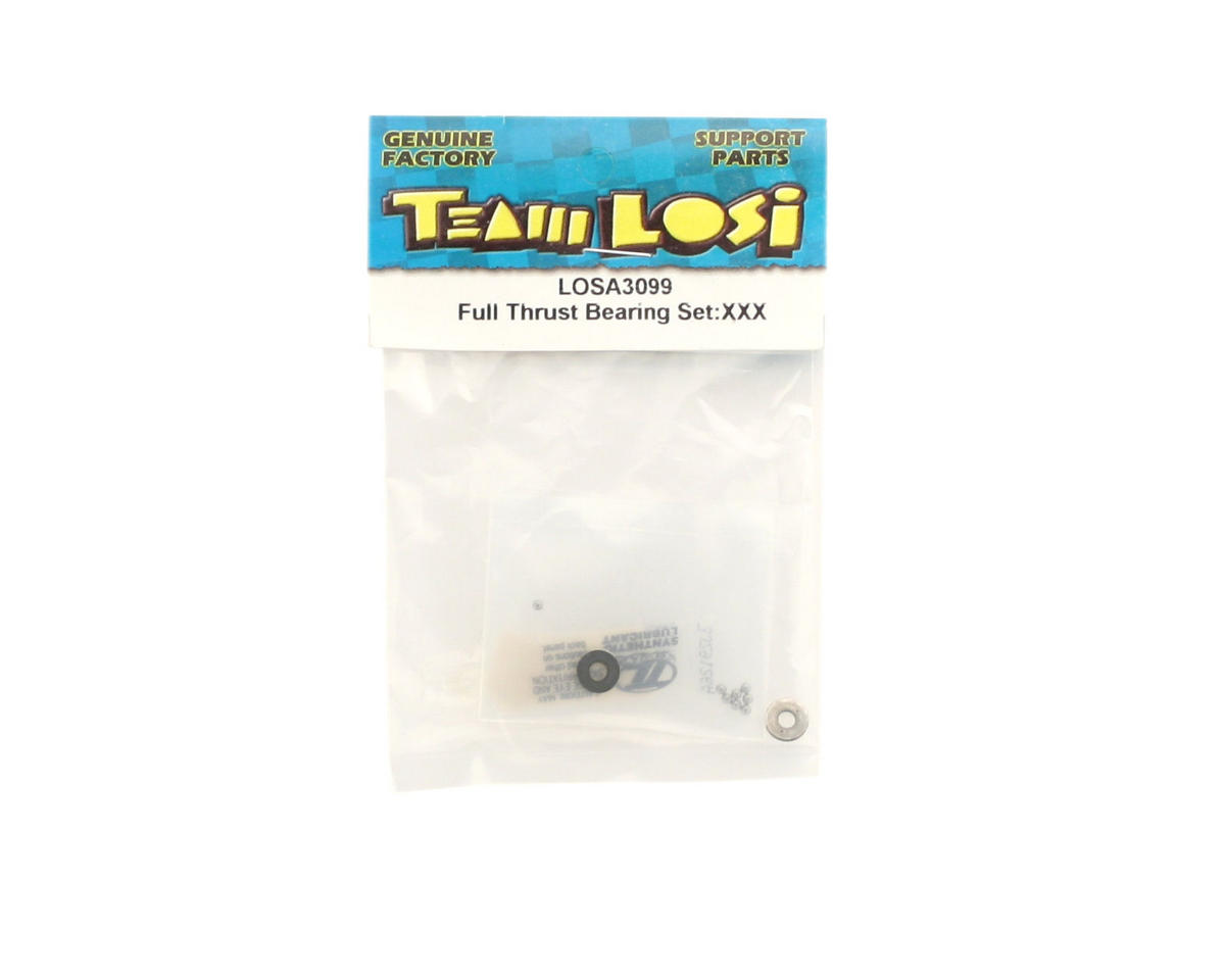 Losi Full Thrust Bearing Set (XXX)