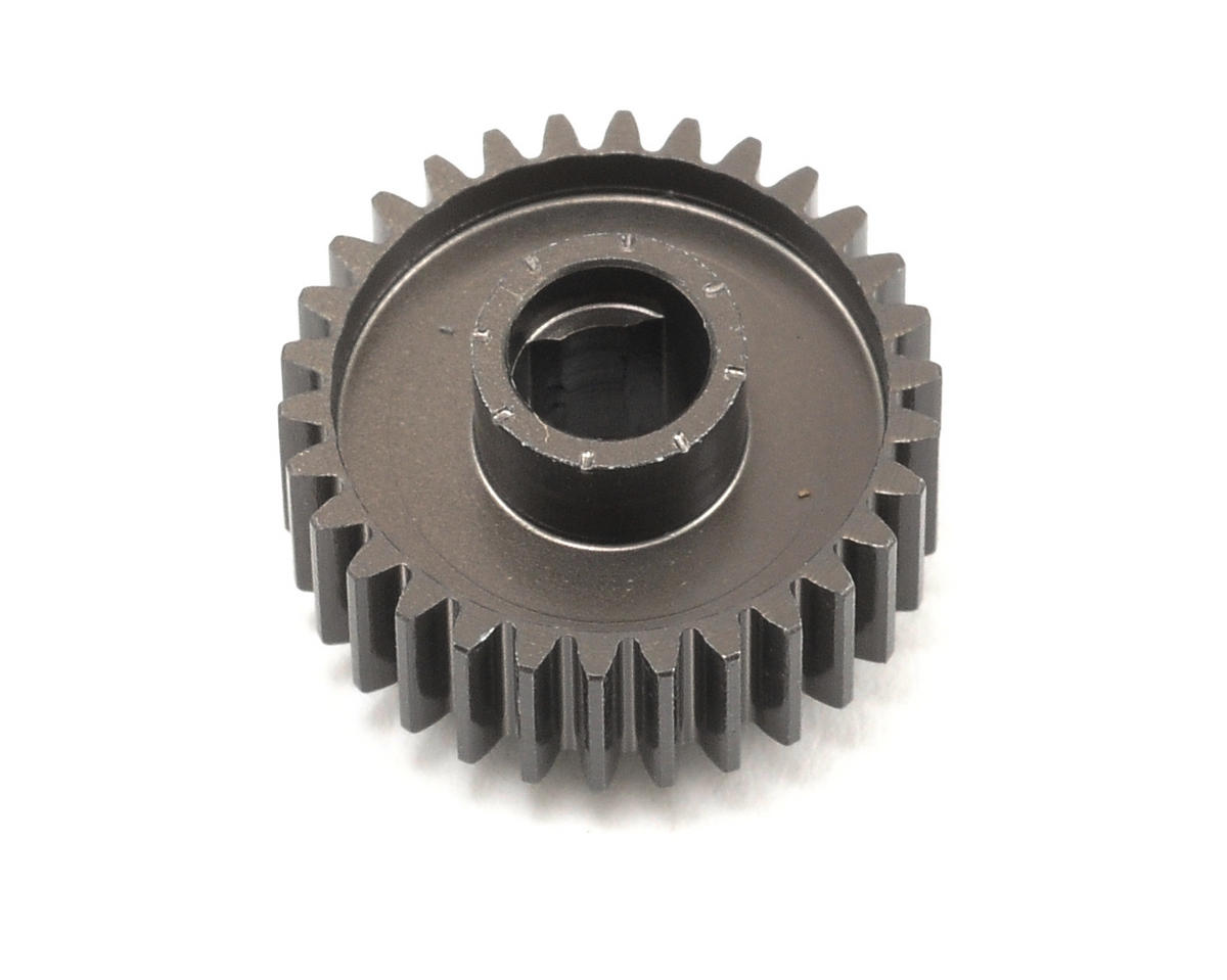 Losi Aluminum Non-Slipper Top Shaft Gear (Hard Anodized)