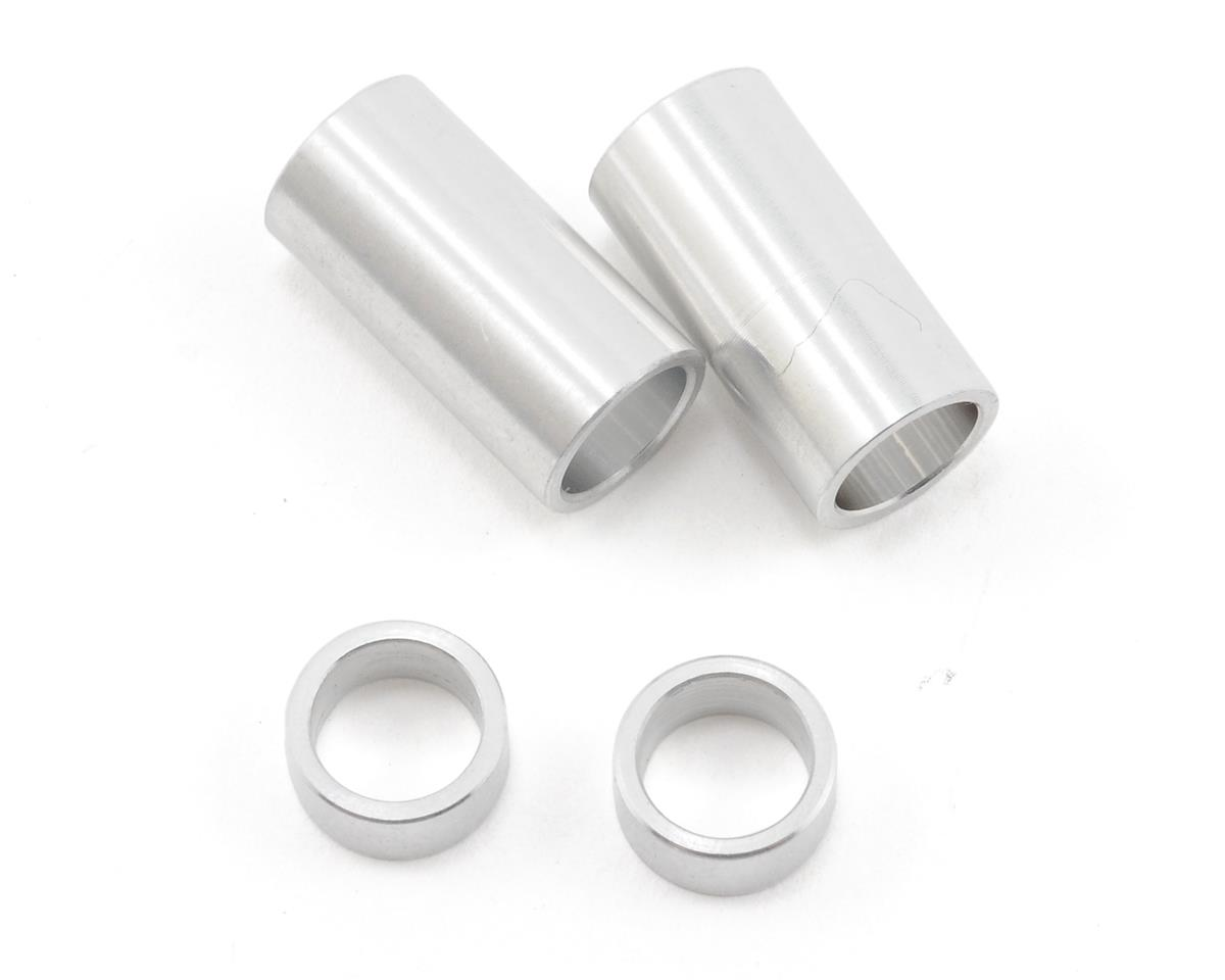 Losi Aluminum Rear Axle Spacer Set