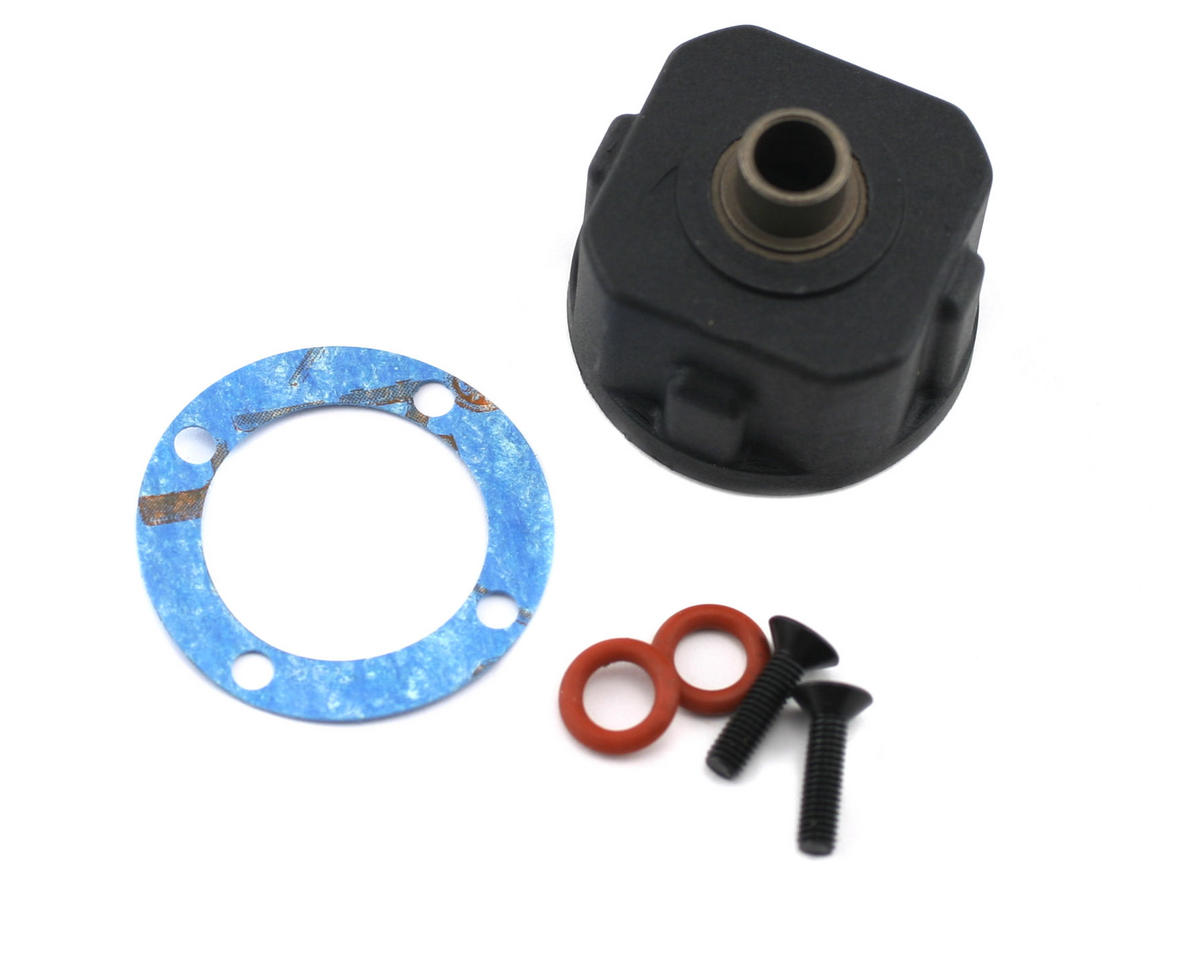 Losi 8IGHT-T Differential Housing Front/Rear/Center
