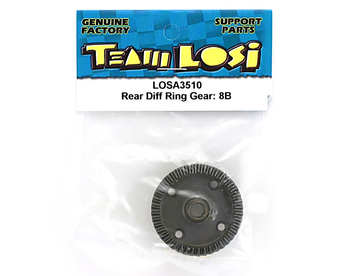 Rear Differential Ring Gear by Losi
