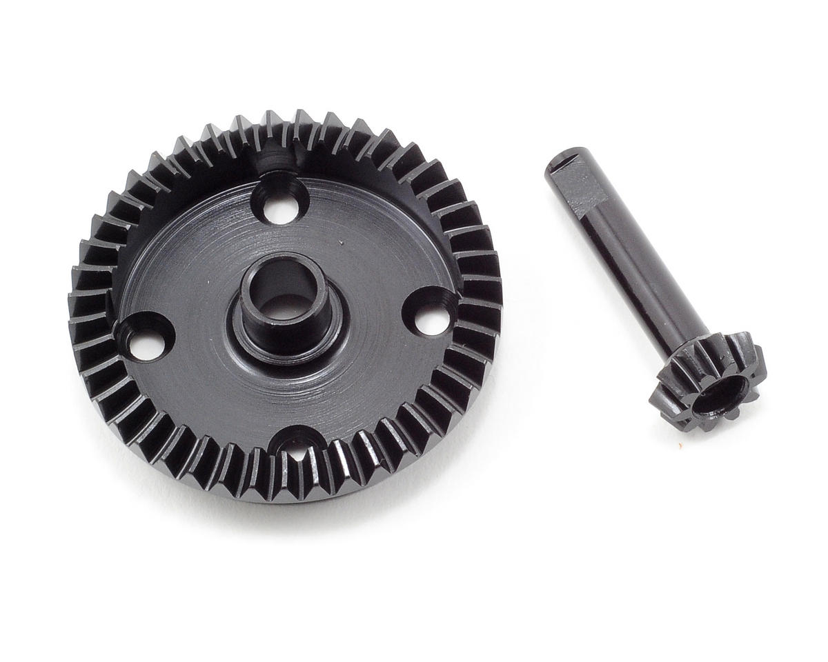 Losi 43T/10T Rear Ring Gear, Pinion Set