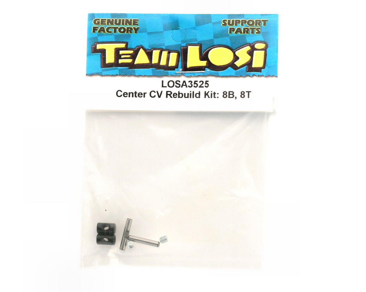 Losi Center CV Rebuild Kit: (8B/8T)