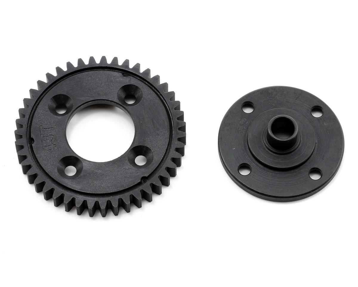 43T Plastic Spur Gear (8E 2.0) by Losi