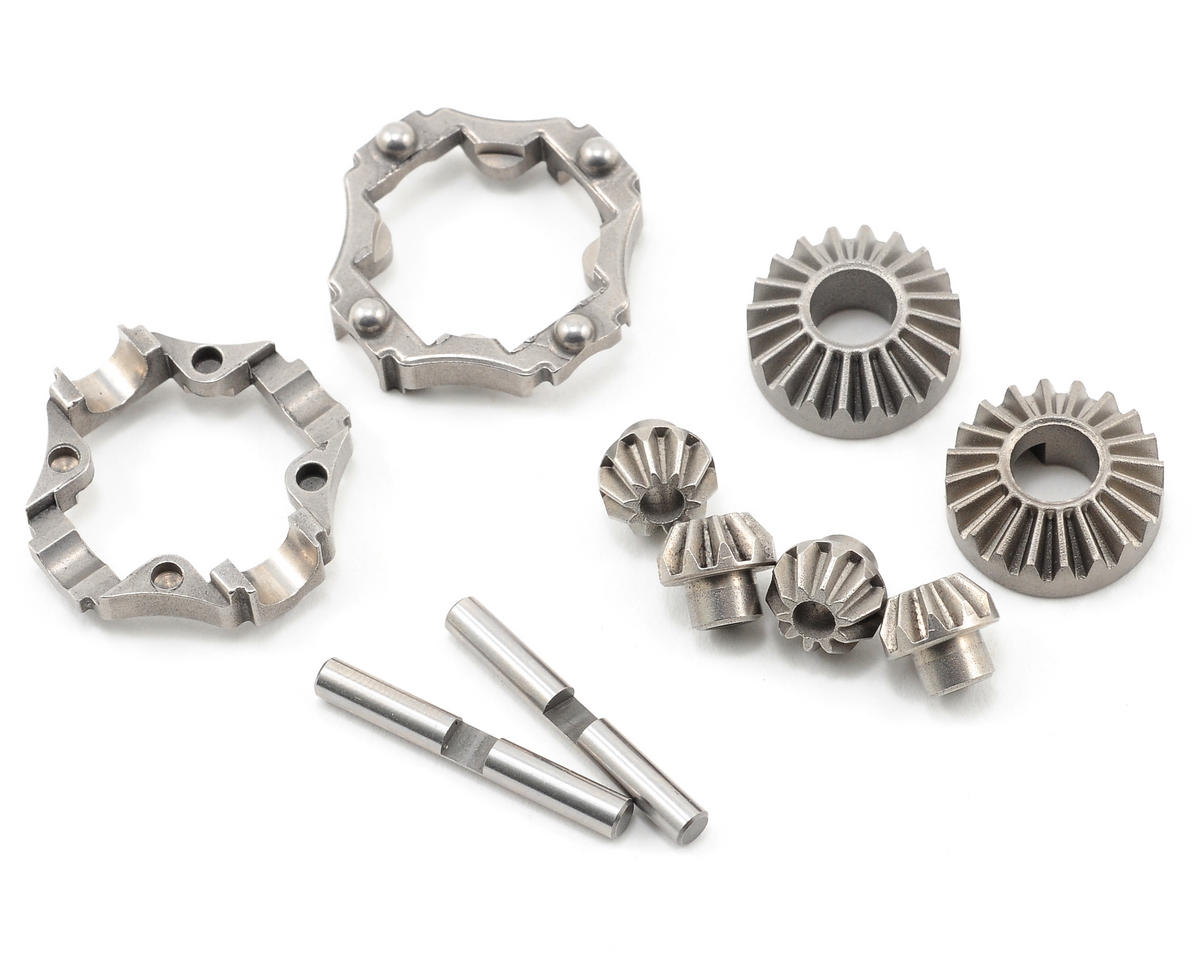 Losi SmartDiff Gear and Shaft Set