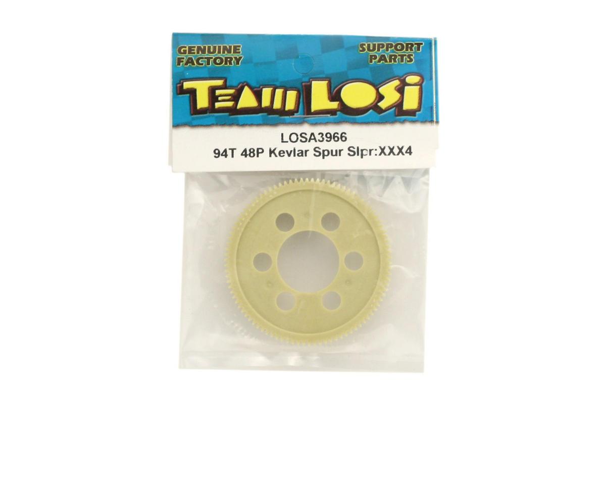 Losi 94T 48P Kevlar Spur Slipper Gear (XXX-4)