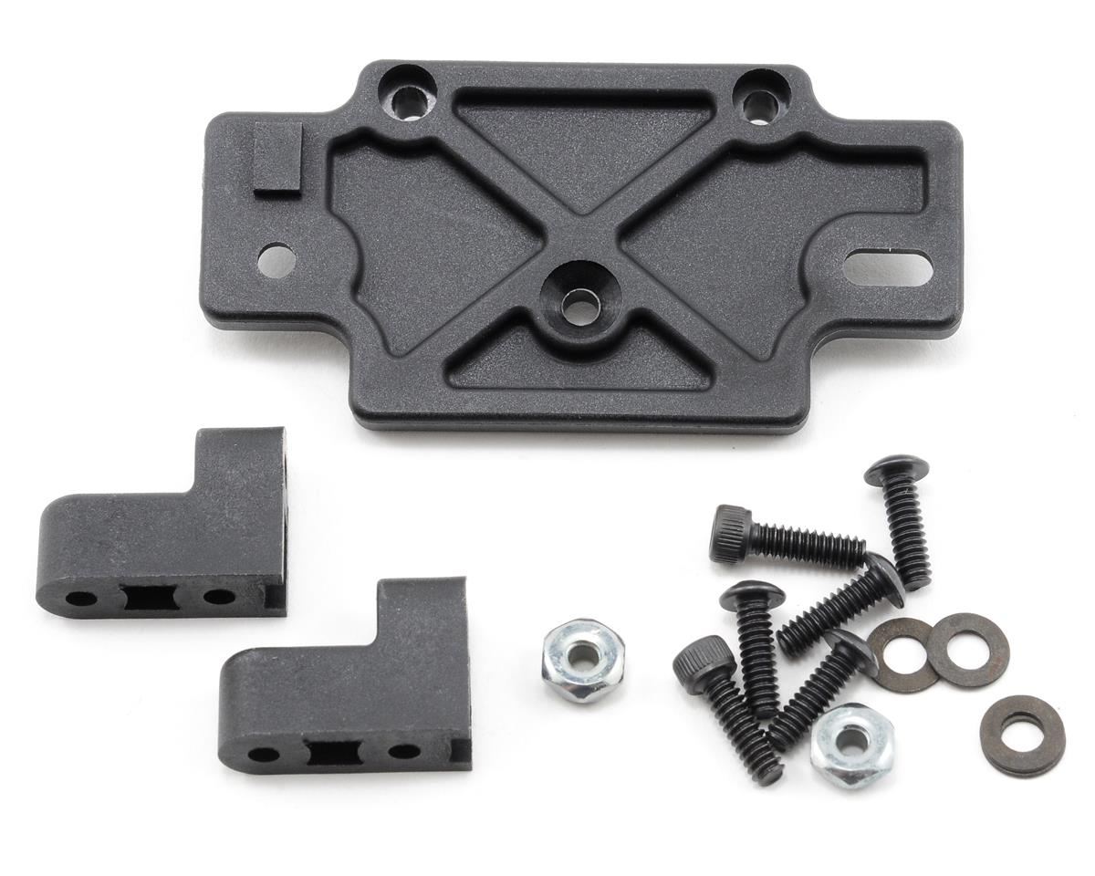 Losi Night Crawler SE Servo Plate w/Mounts & Hardware