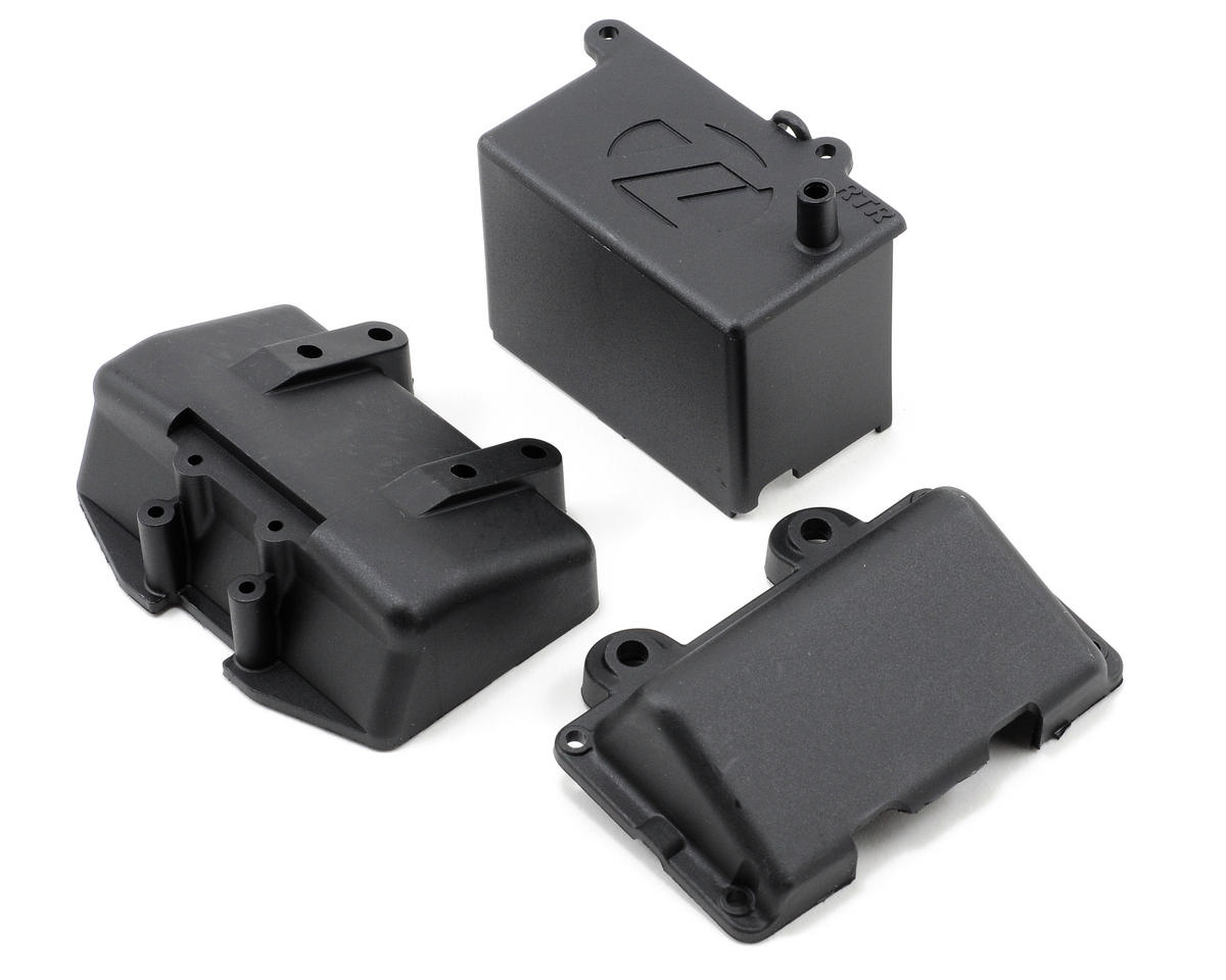 Losi Battery Box & Receiver Cover