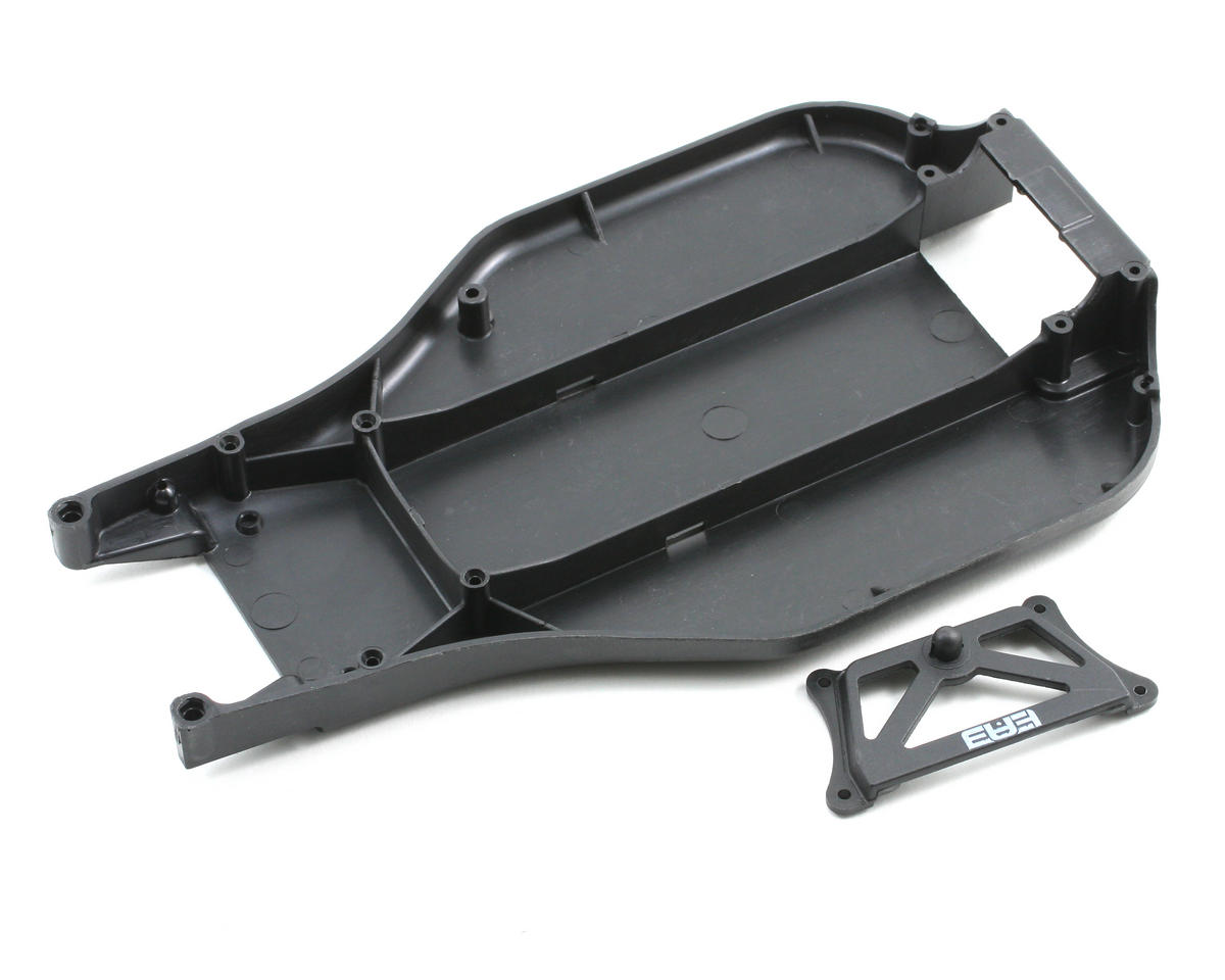 Losi EA3 XL Main Chassis & Brace Set
