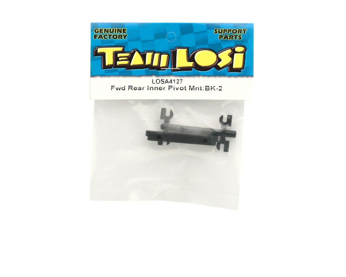 Losi Forward Rear Inner Pivot Mount (BK-2)