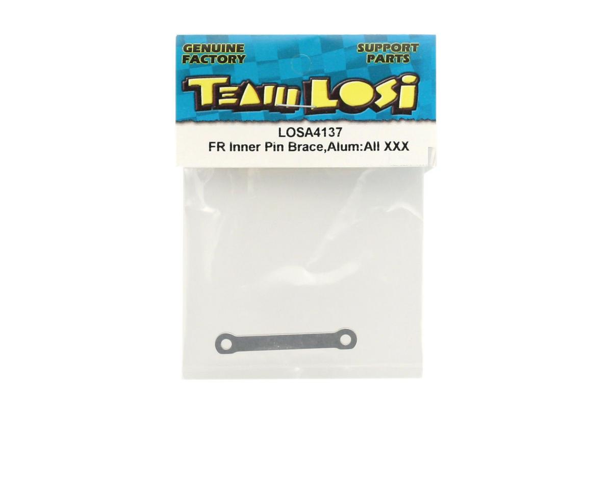 Losi Aluminum Front Inner Pin Brace