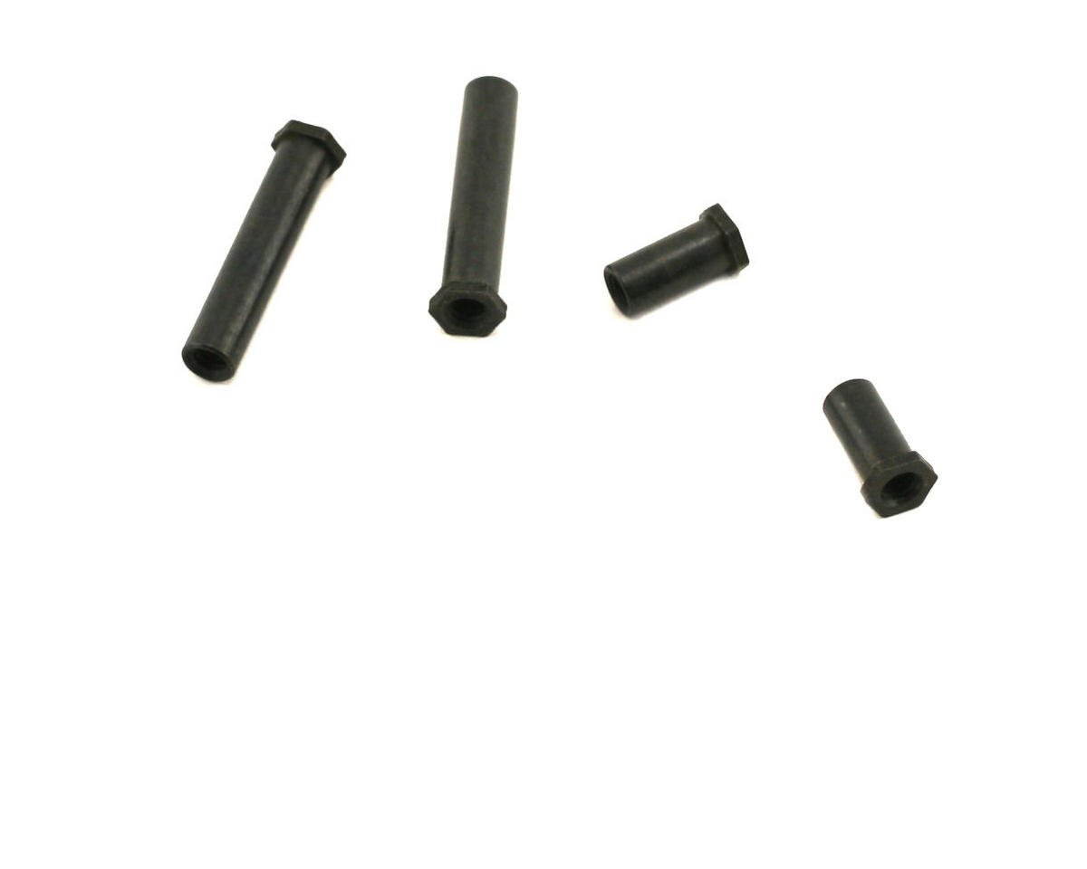 Losi XXX-NT AD2 Threaded Chassis Inserts