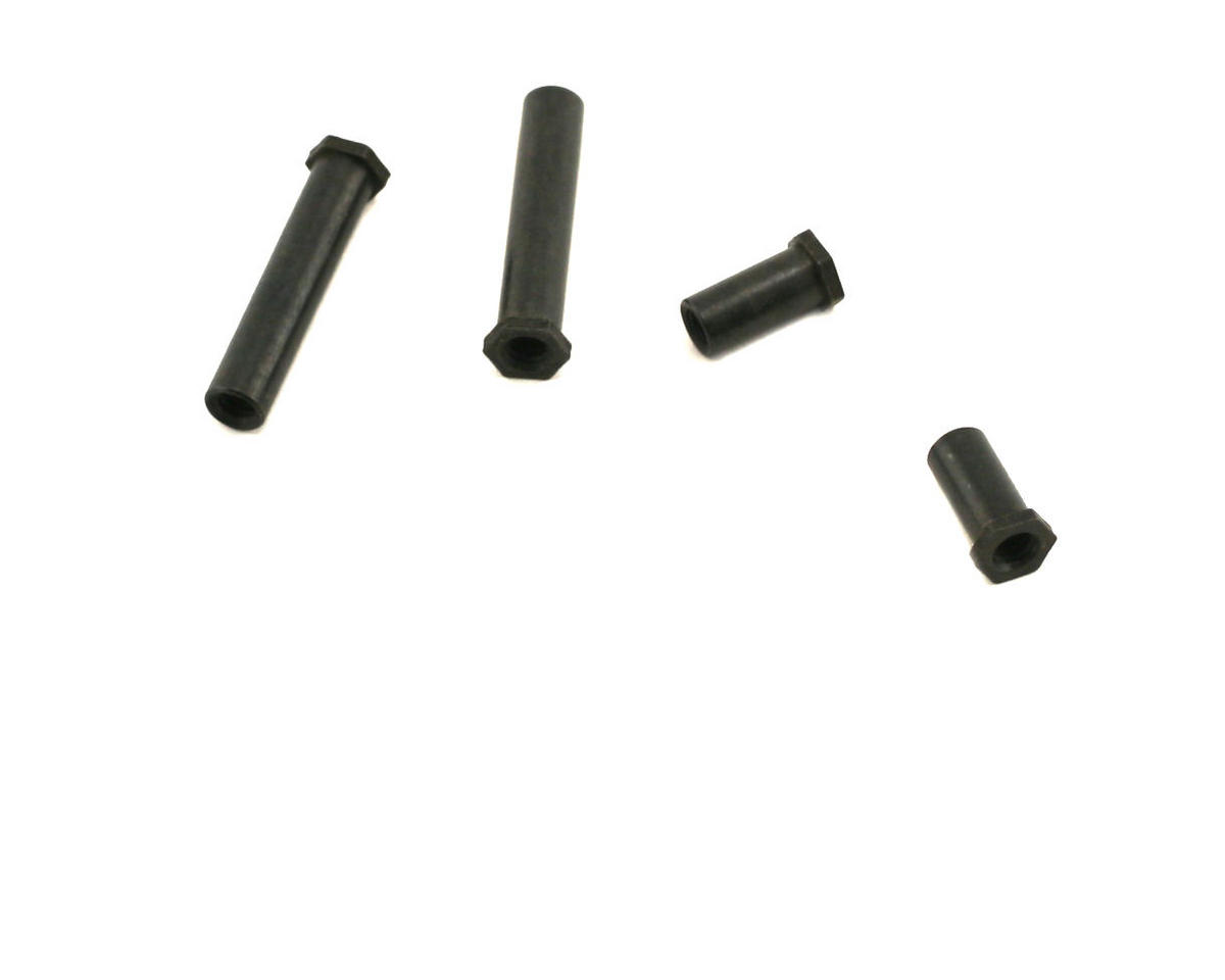 Losi XXX-4 Threaded Chassis Inserts