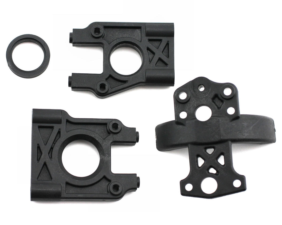 Losi Center Diff Mount & Brace Set: 8B/8T