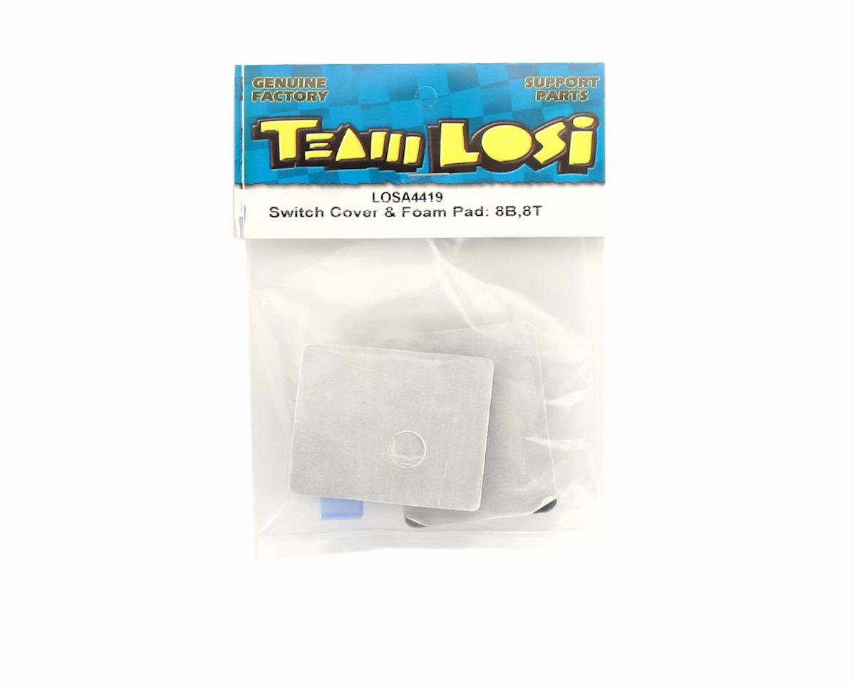 Losi Switch Cover