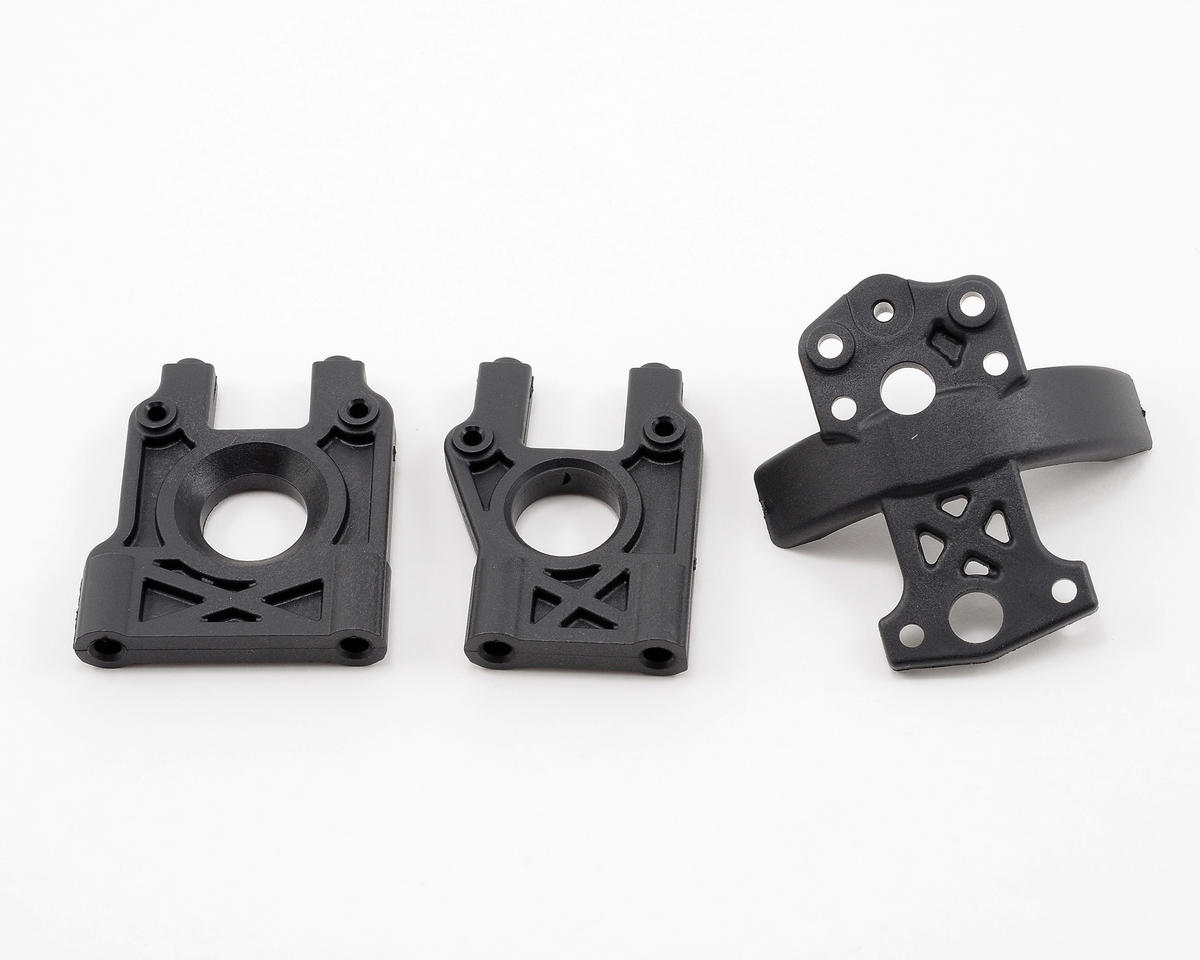 Center Differential Mount & Brace Set by Losi