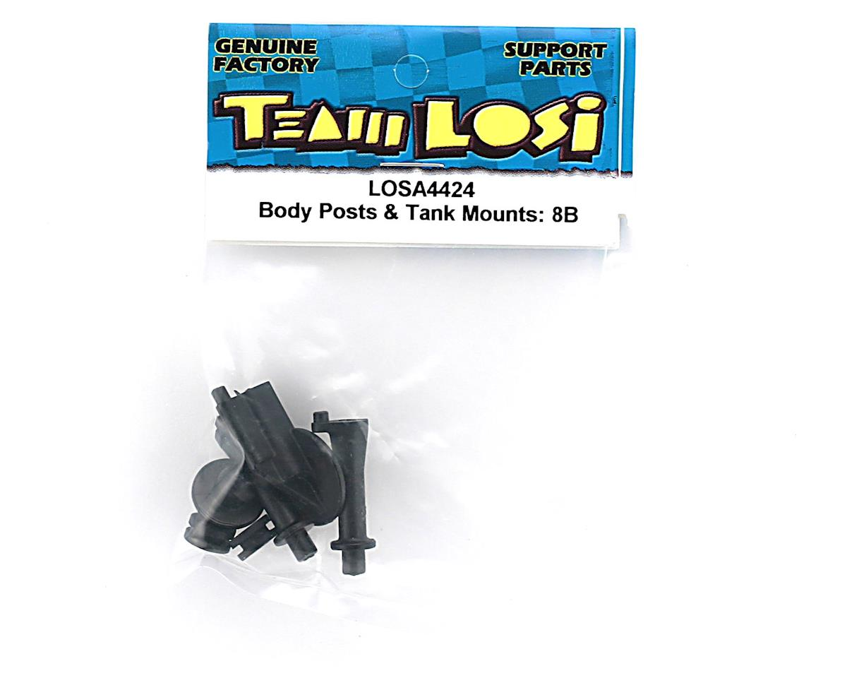Tank Mounts by Losi
