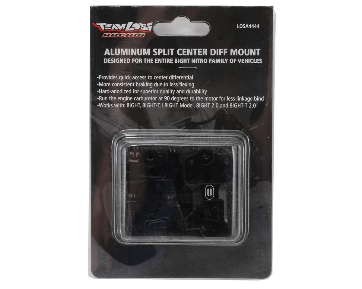 Losi Aluminum Split Center Differential Mount