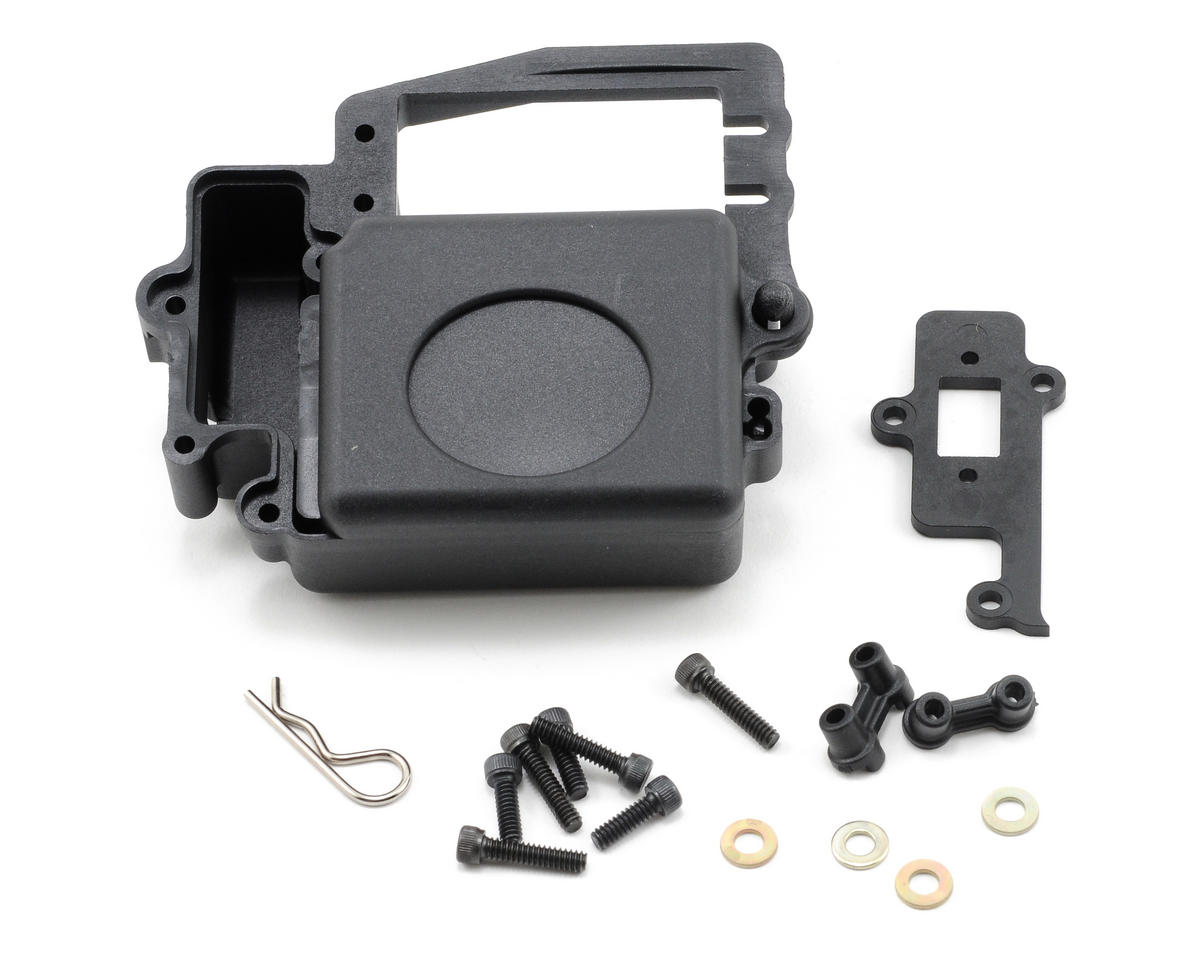 Losi Radio Tray & Hardware Set (8IGHT-E)