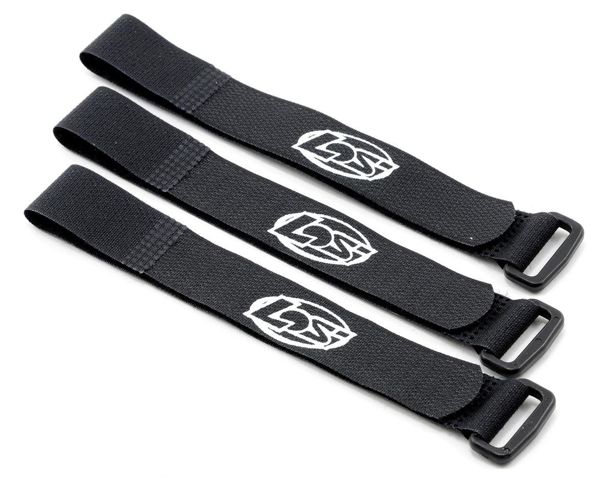 Losi Battery Straps (3)