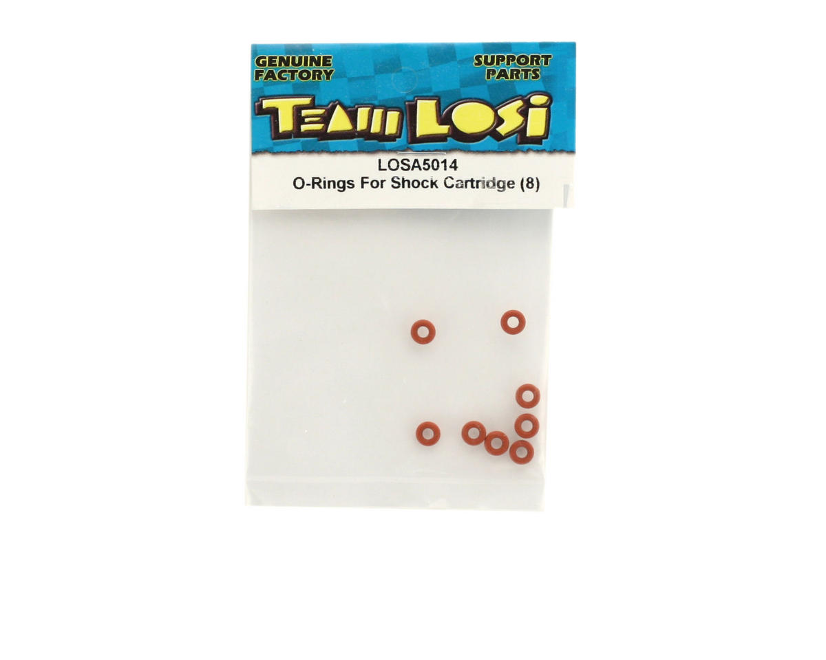 Losi O-Rings For Shock Cartridge (8)