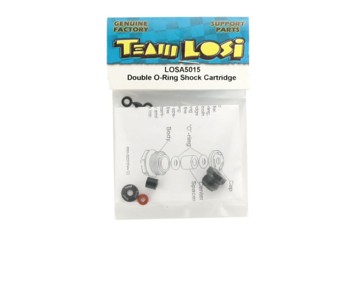 Double O-Ring Shock Cartridge by Losi