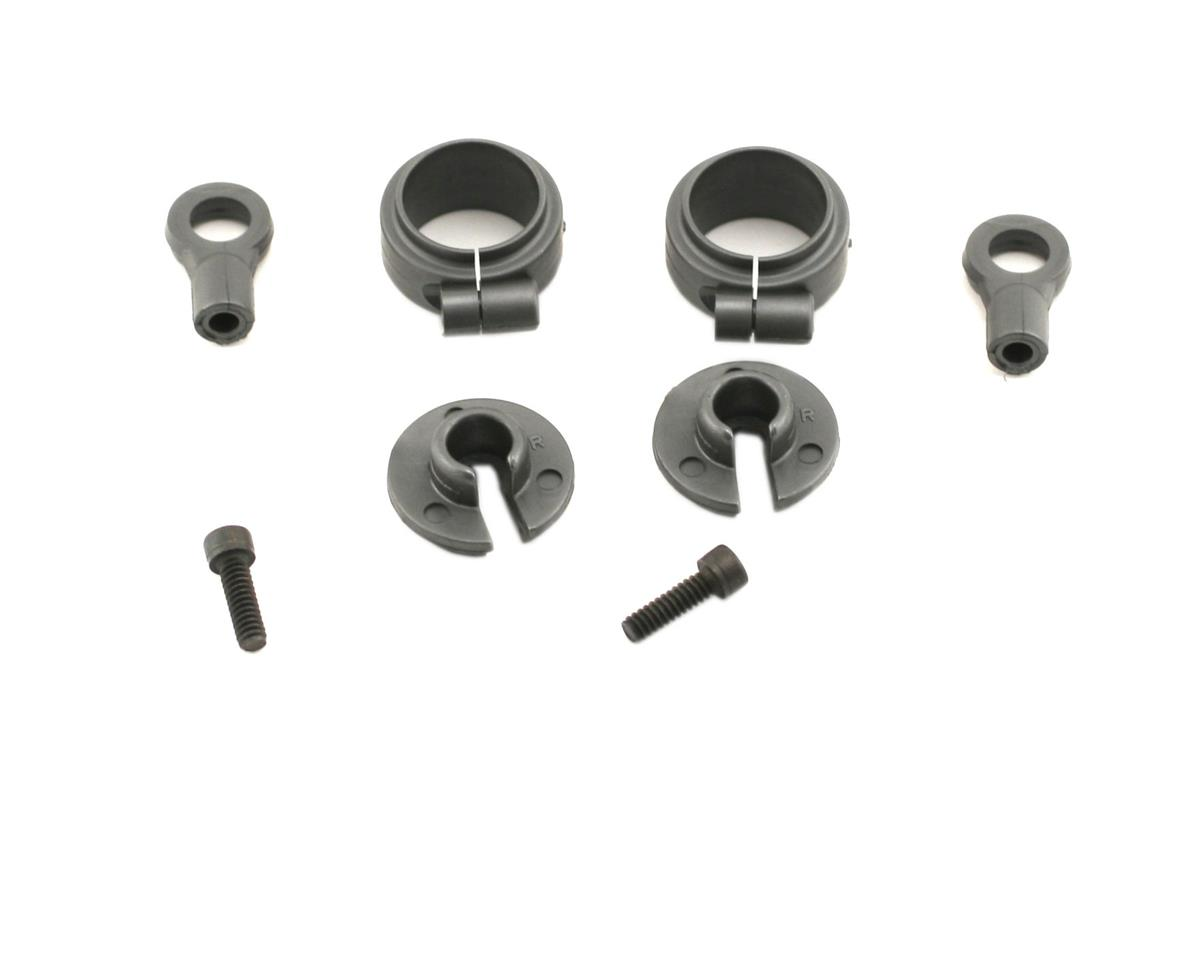 Losi XXX-T Shock Spring Clamps & Cups