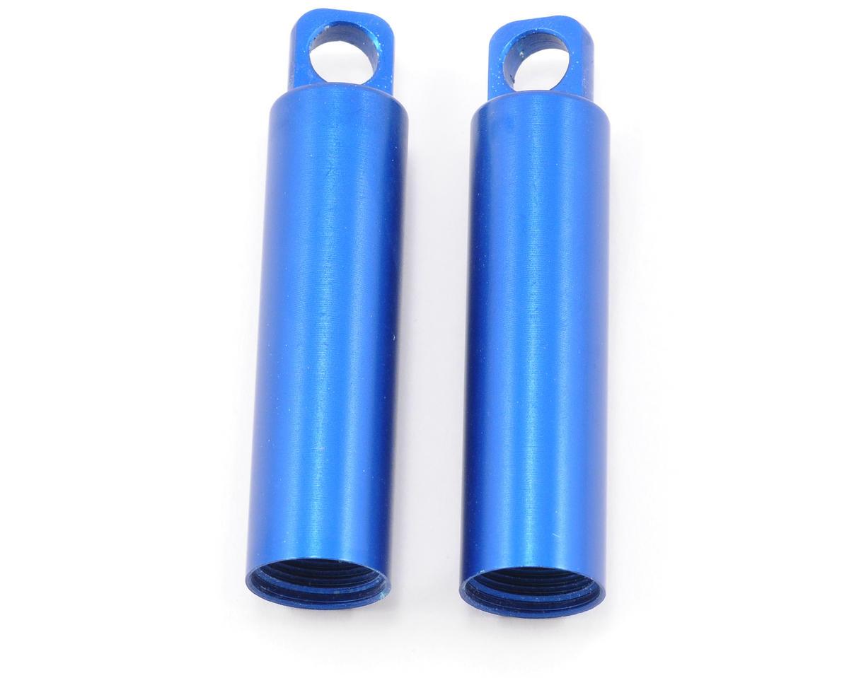 Losi Aluminum Shock Body (Blue) (2)