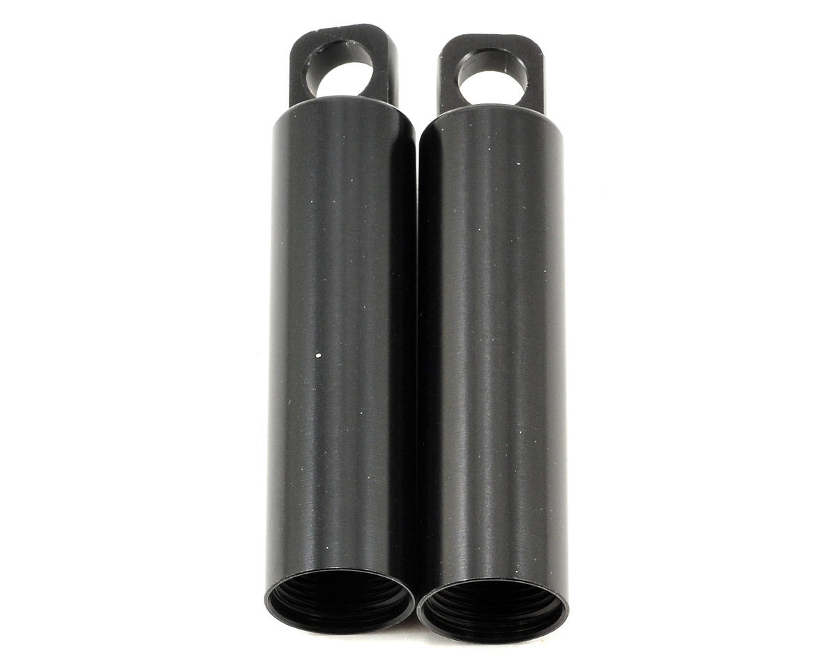 Losi Rear Aluminum Shock Body Set (Black) (2)