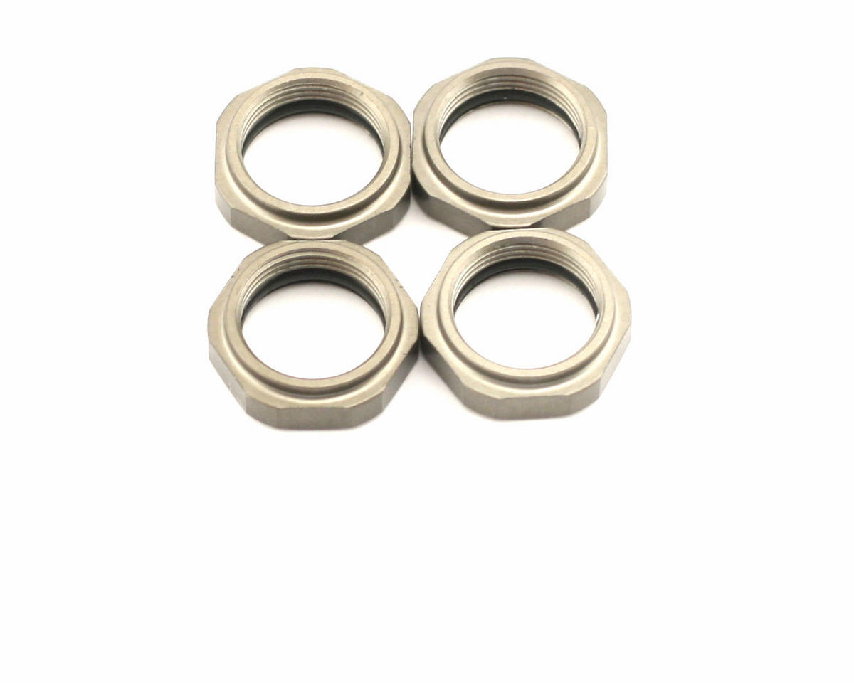 Losi Aluminum Shock Adjuster Nuts With O-ring