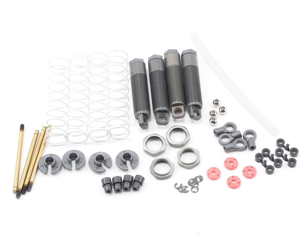 "4"" Threaded Rock Crawler Shock Set (4) by Losi"