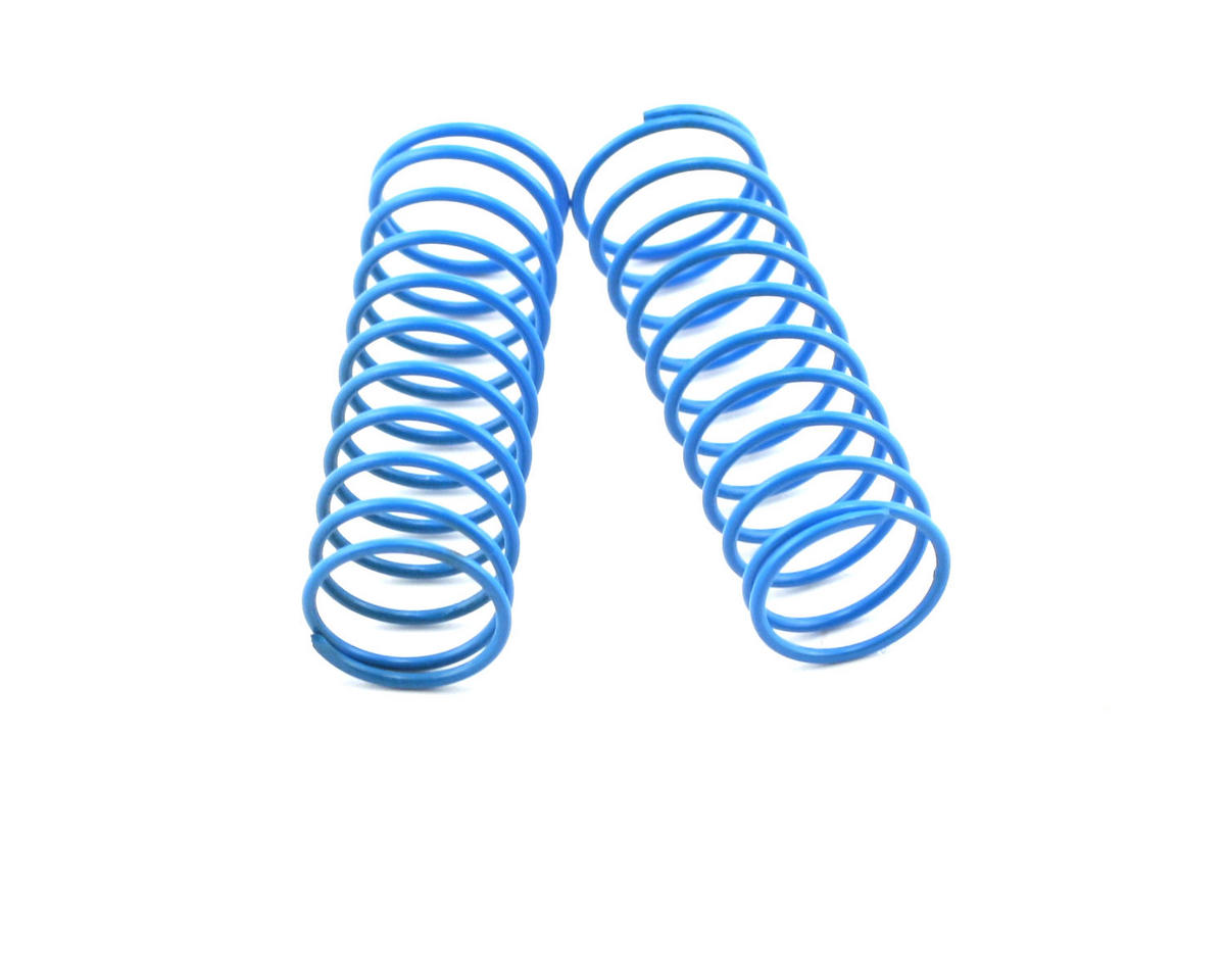 "Shock Springs 2"" x 3.8 Rate (Blue) (2) by Losi XXX-4"