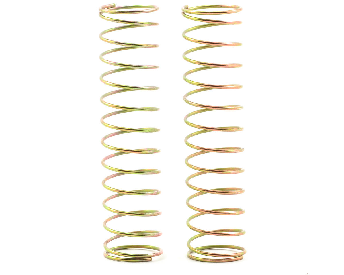 "Losi Shock Spring 2.75"" x 1.4 Rate (Gold) (2)"
