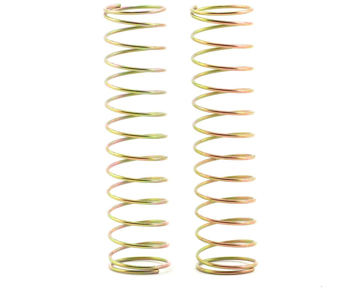 "Shock Spring 2.75"" x 1.4 Rate (Gold) (2) by Losi"