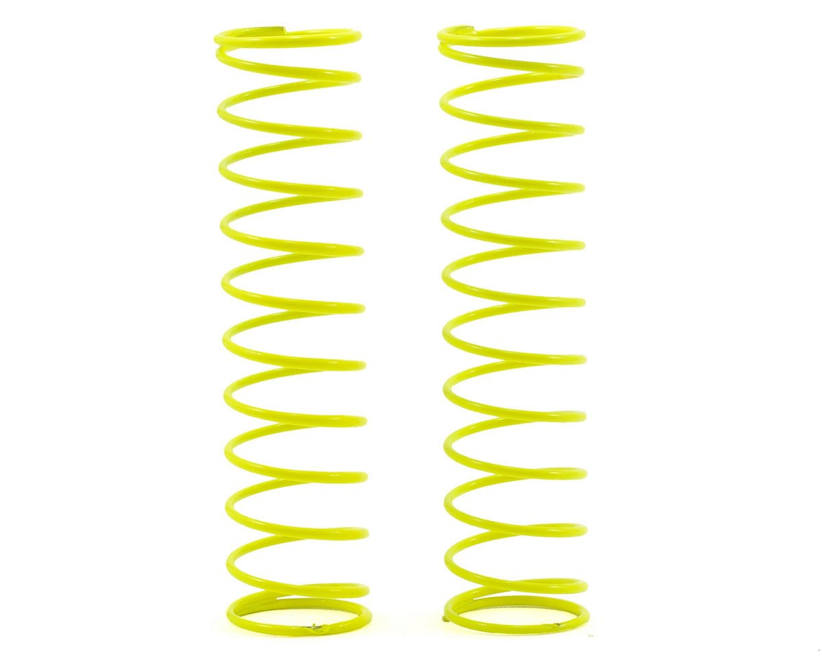 "Losi XXX-CR Shock Springs 2.75"" x 2.0 Rate (Yellow) (2)"