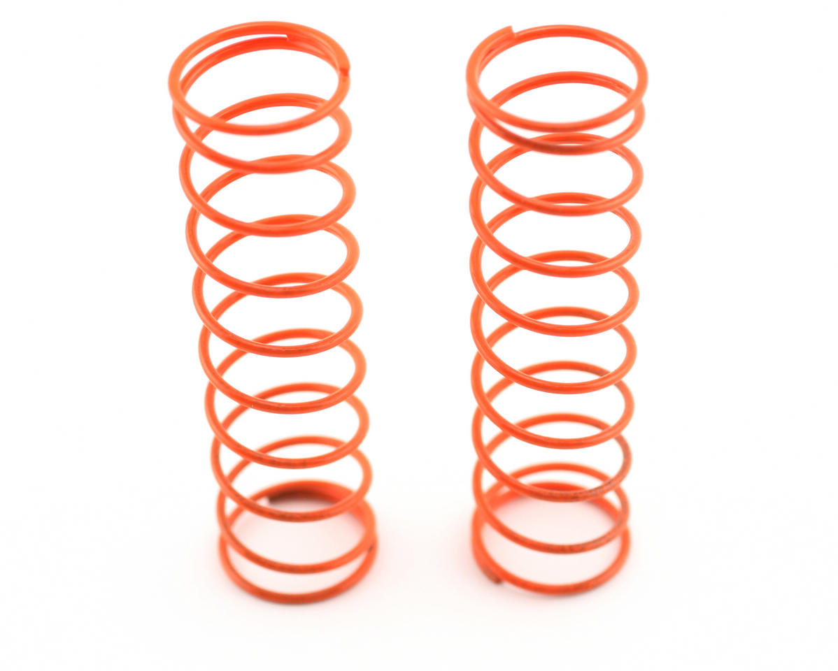 "Losi Shock Springs 2.5"" x 2.9 Rate (Orange) (2)"