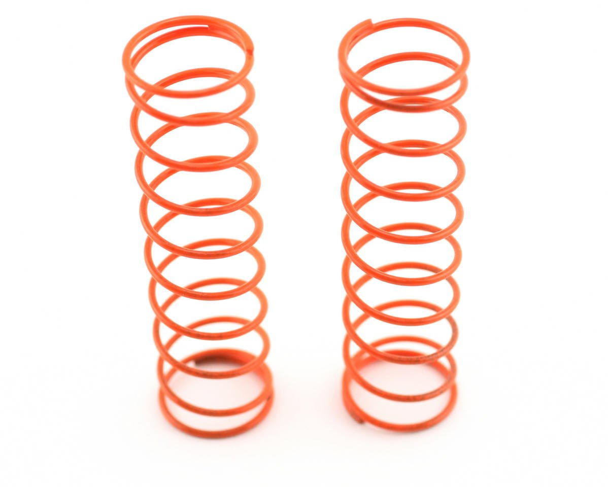 Losi Shock Springs 2.5� x 2.9 Rate (Orange) (2)