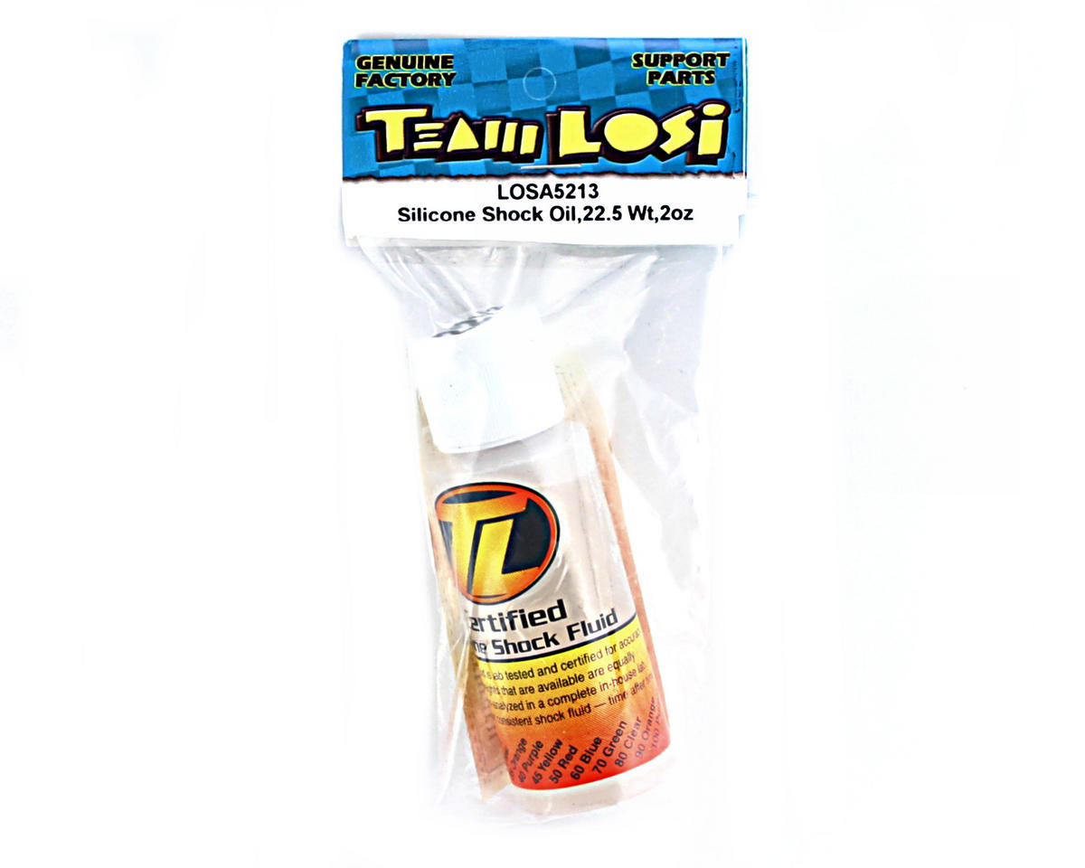 Losi Silicone Shock Oil (22.5wt) (2oz)