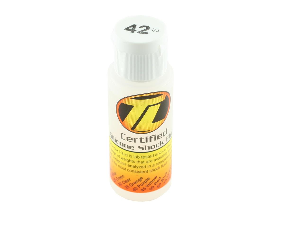 Losi Silicone Shock Oil (42.5wt). (2oz)