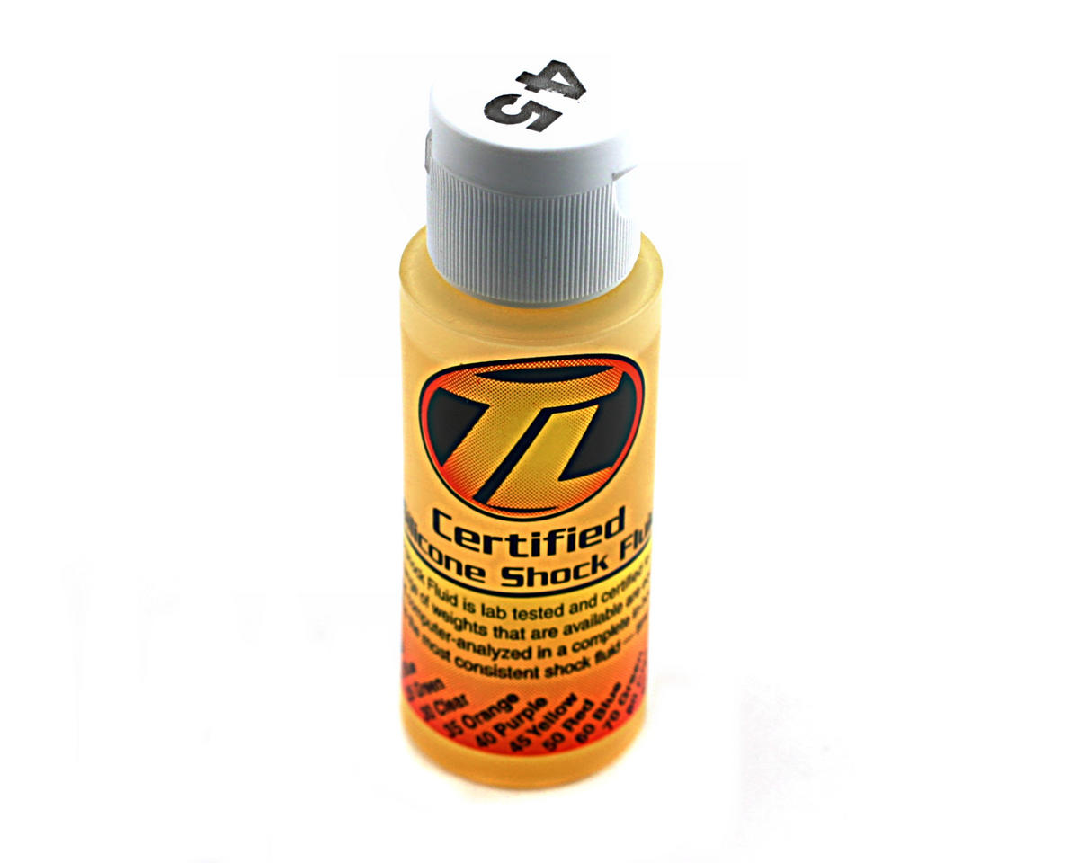 Losi Silicone Shock Oil (45wt) (2oz)