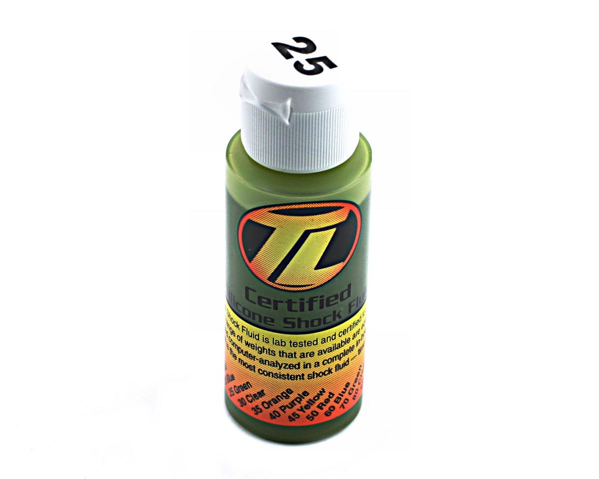 Losi Silicone Shock Oil (25wt) (2oz)