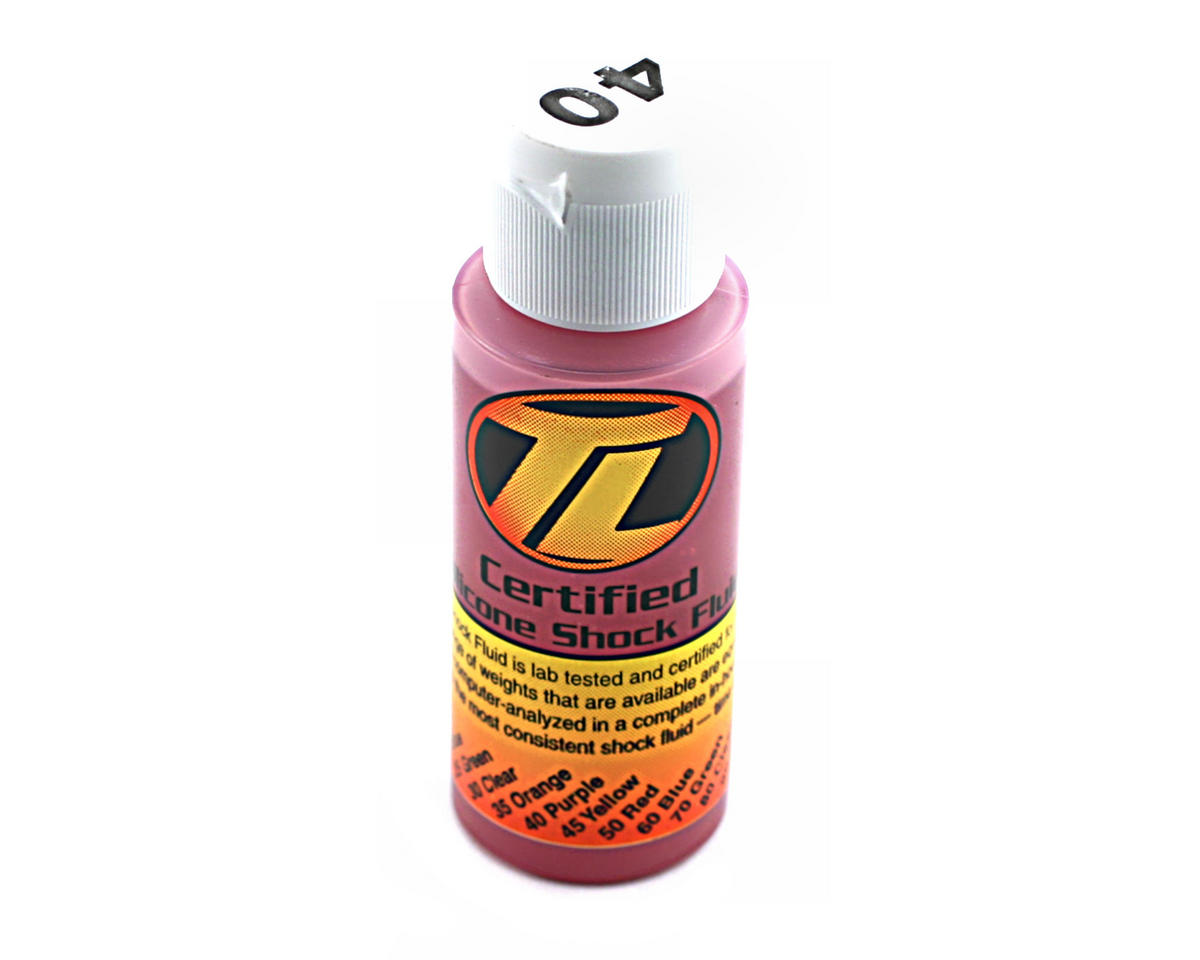 Losi Silicone Shock Oil (40wt) (2oz)