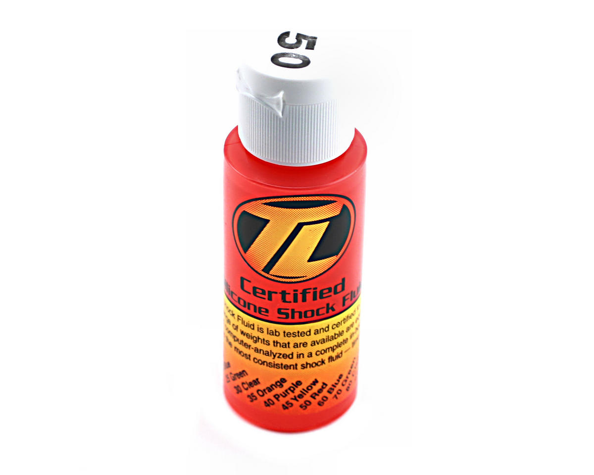 Losi Silicone Shock Oil (50wt) (2oz)