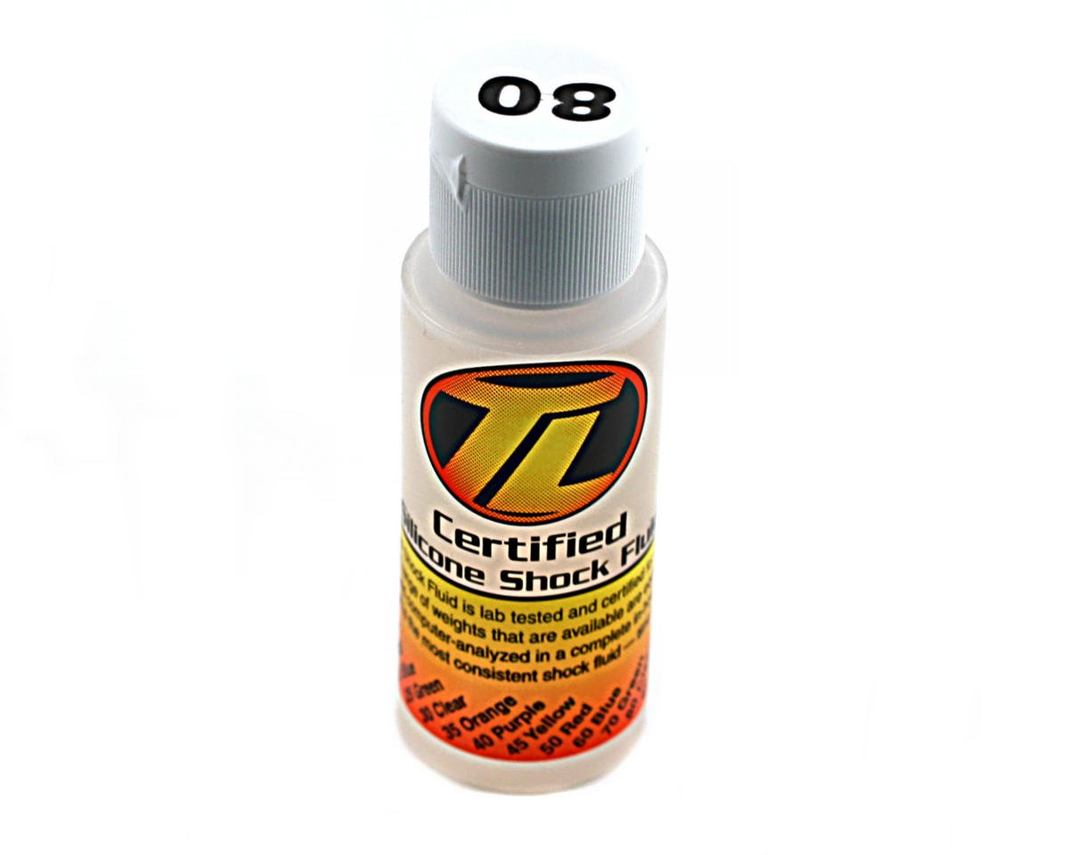 Losi Silicone Shock Oil (80wt) (2oz)