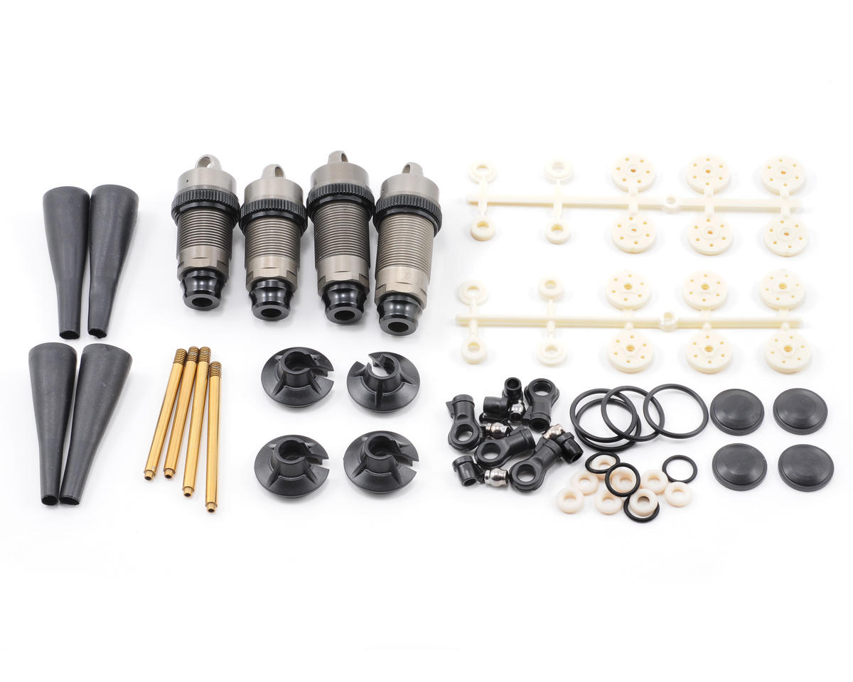 Losi Front/Rear Shock Set (4) (8B/8T)
