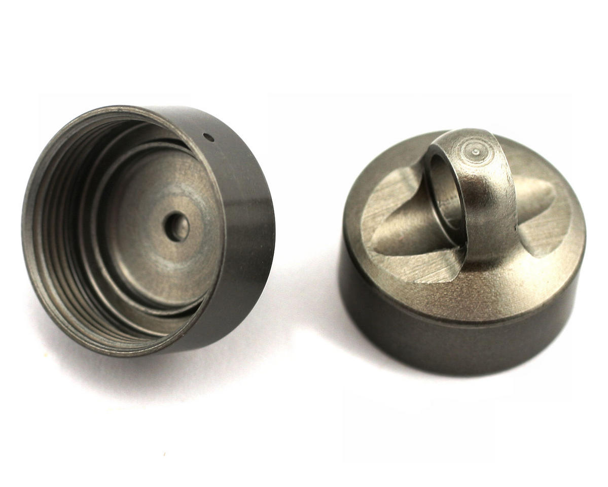 Losi 15mm Aluminum Shock Caps Top (2)