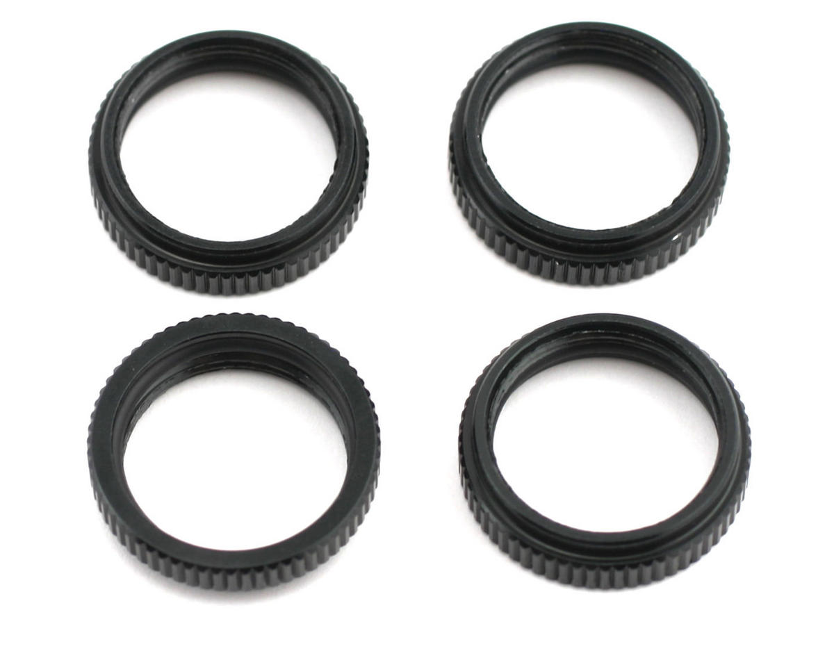 Losi 15mm Shock Adjuster Nuts (4)